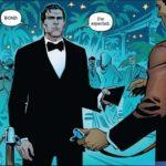 007 se hace tebeo al servicio de Su Majestad