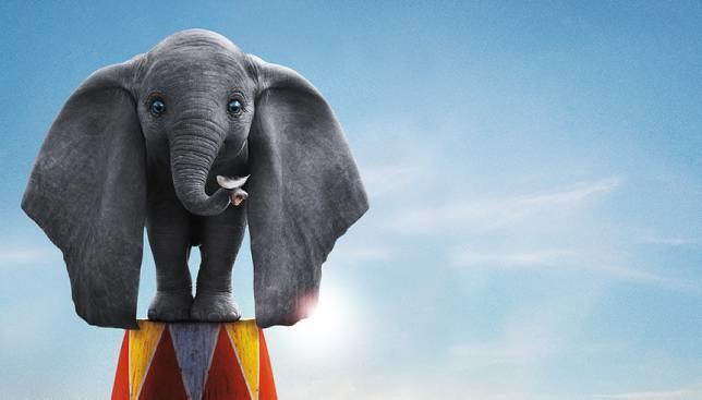 'Dumbo' vuelve a la gran pantalla
