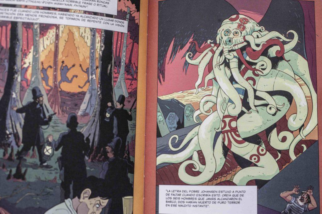 Lovecraft el señor de las tinieblas