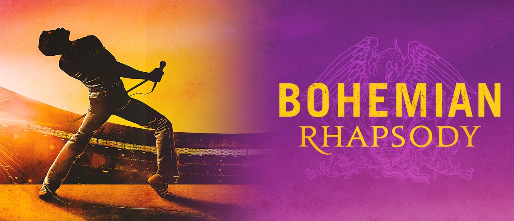 cartel de la pelicula Bohemian Rhapsody