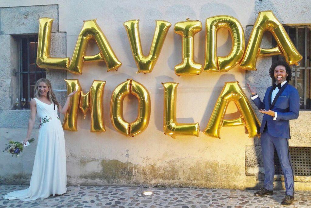 La vida mola, el himno que tuvo Raúl Gómez hasta en el día de su boda con Sandra