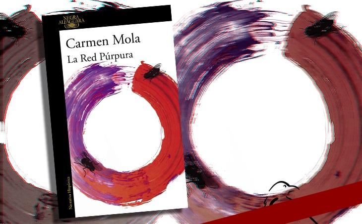 La red púrpura el último libro de la bilogía de Carmen Mola