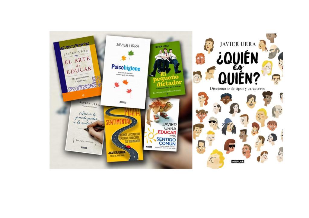 Libros de Javier Urra