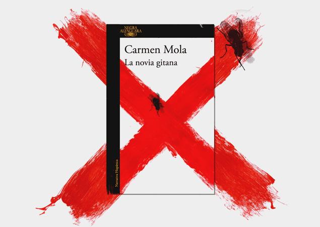La novia gitana, el primer libro de la bilogía de Carmen Mola