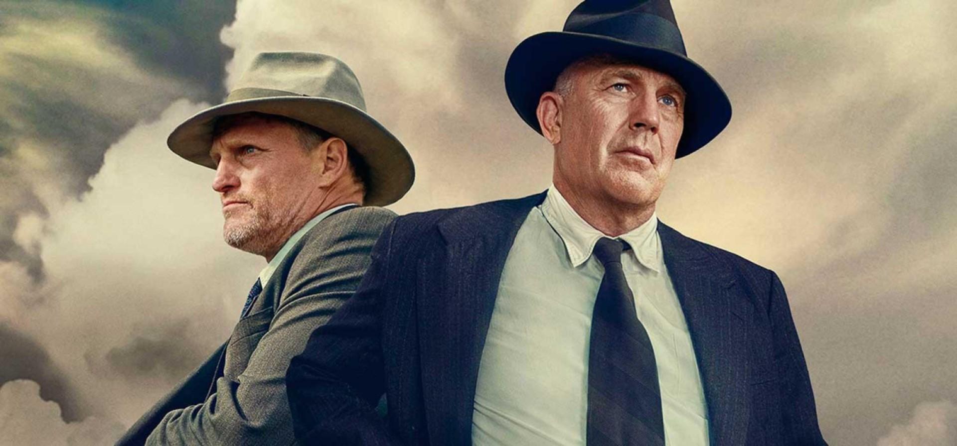 Emboscada final- Kevin Costner y Woody Harrelson