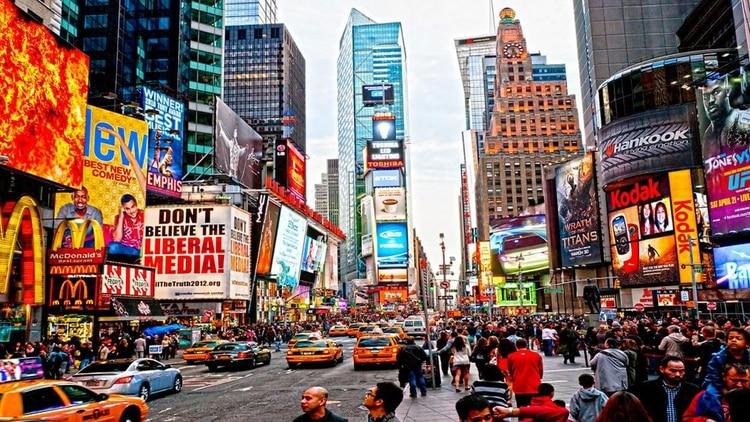 Nueva York, ciudad donde transcurre la novela `Marfil ´ de Mercedes Ron