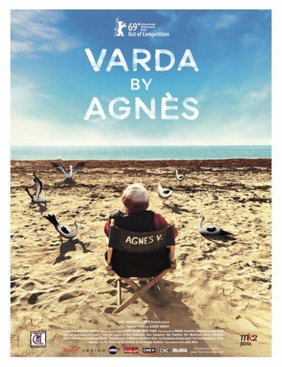 Cartel de Varda por Agnès, estrenos 5 de junio