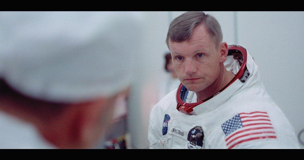 Apolo XI, astronauta
