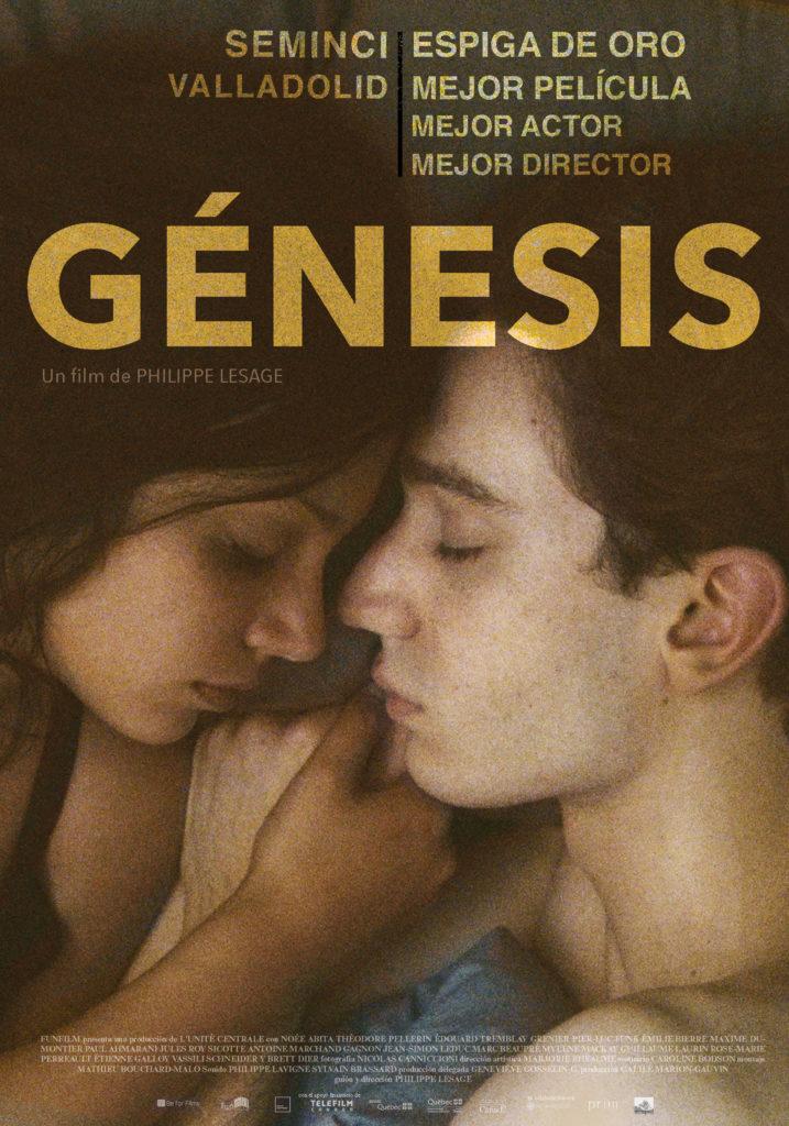 Génesis, estrenos de 19 de julio