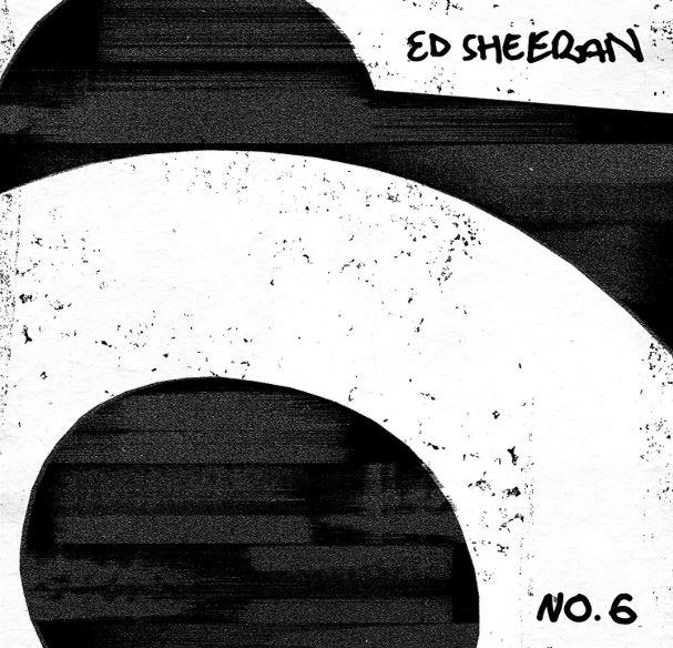 """""""No.6 Collaborations project"""", de Ed Sheeran - Image vía Amazon.es"""
