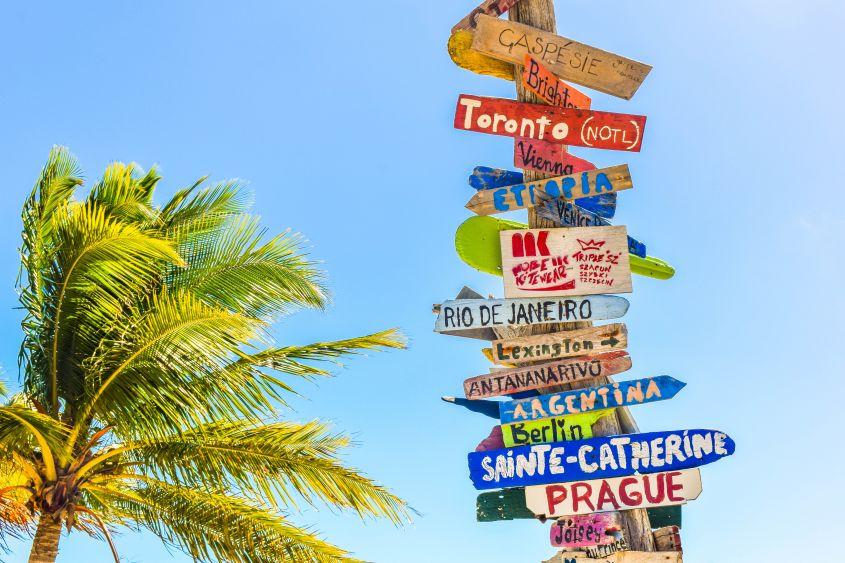 Destinos turísticos ecológicos
