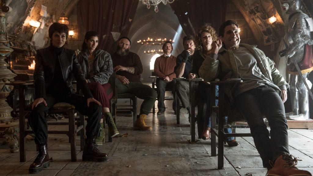 El reparto de La Casa de Papel parte 3 aumenta pero conserva personajes de las partes anteriores. (Netflix)