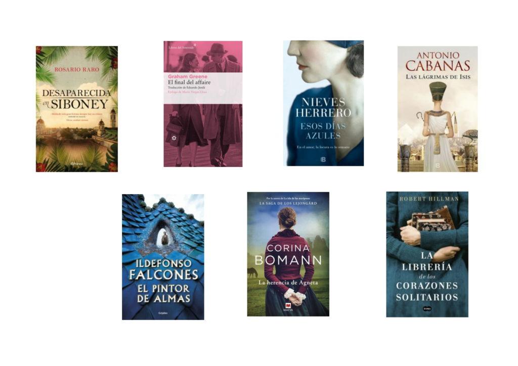 Libros de género histórico para disfrutar en verano
