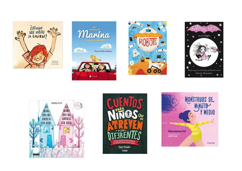 Libros y cuentos infantiles para disfrutar de la lectura en verano