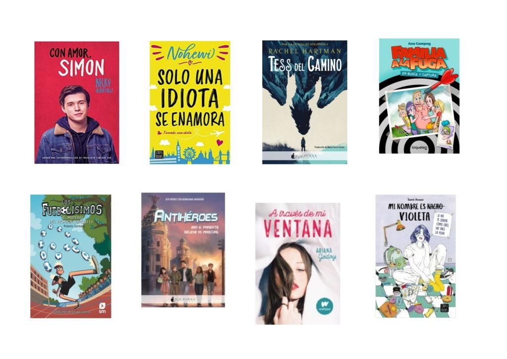 Libros juveniles para leer y disfrutar en verano