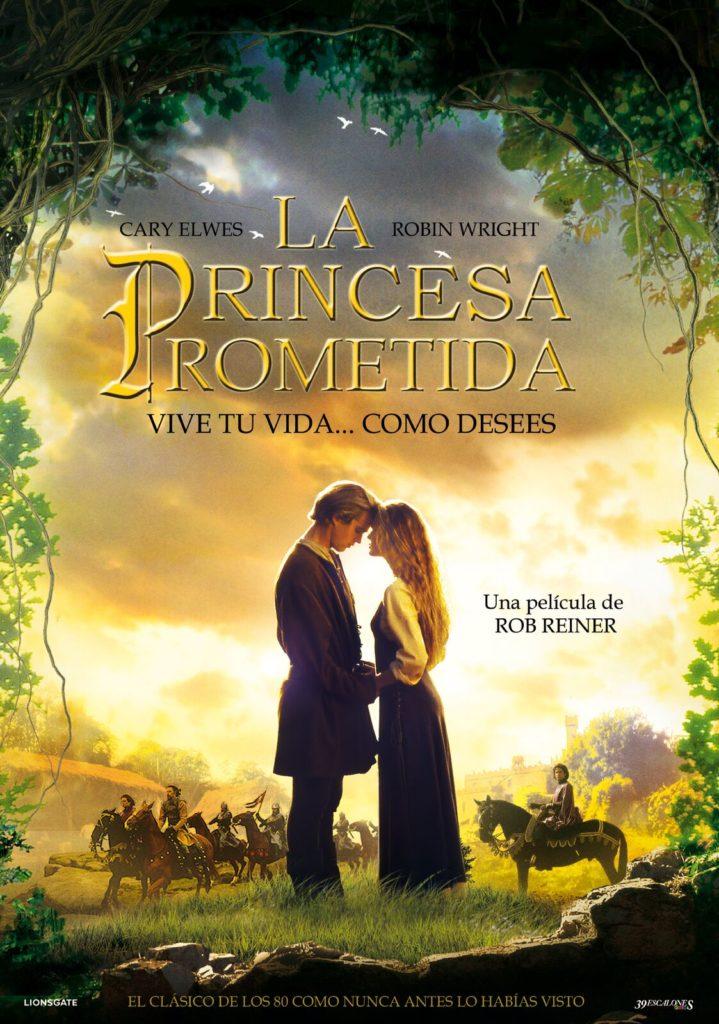 La princesa prometida, reestreno de 39 escalones
