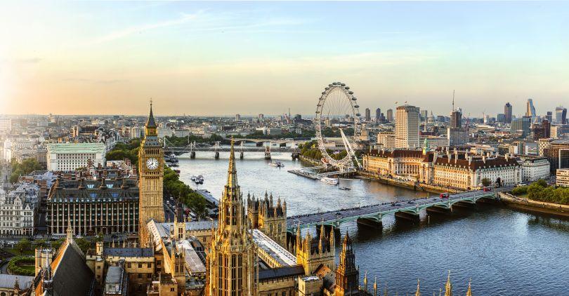 Londres, ciudad donde se desarrolla parte de la novela de Mi nombre es Greta Godoy