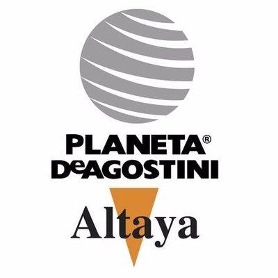 Logo Planeta de Agostini, editan en vinilo 60 discos de Blue Note