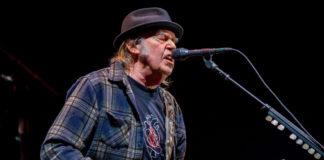 Neil Young lanzará 'Colorado' en octubre
