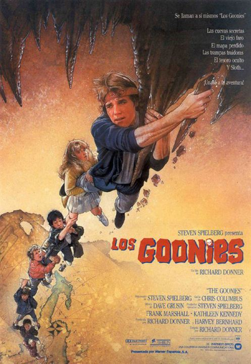 Los Goonies, estrenos de 15 de agosto de 2019