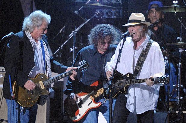 Neil Young con Crazy Horse, en octubre lanzan Colorado.