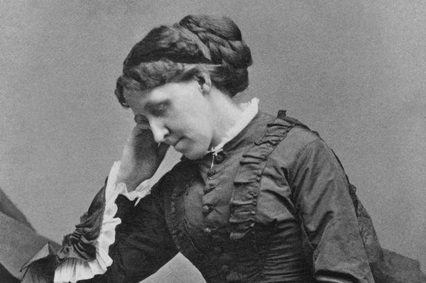 Louisa May Alcott, autora de Mujercitas