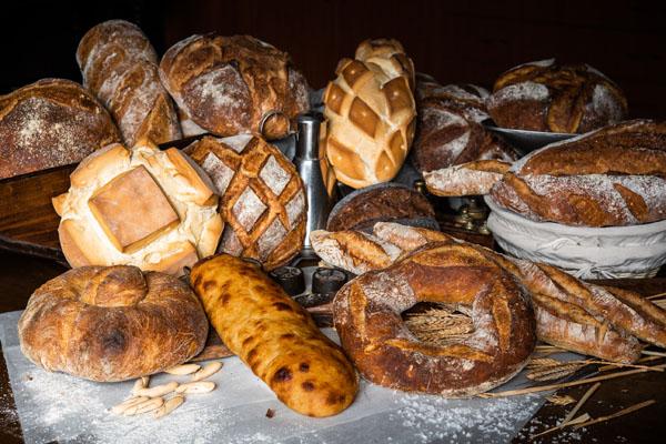 Bodegón panes Viena La Baguette 2