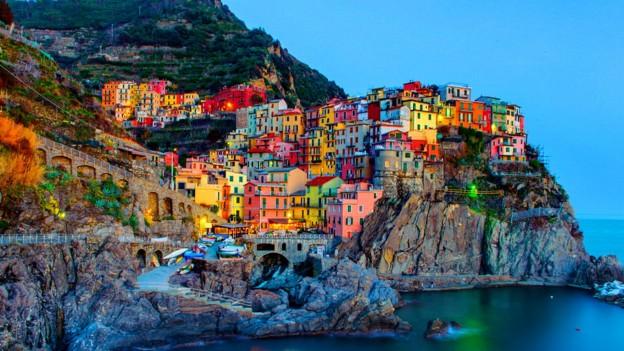 Pueblo italiano donde podría haberse inspirado la autora para narrar El camino de regreso es siempre más corto