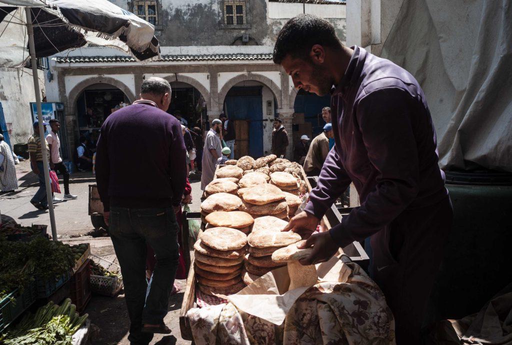 El vendedor del pan