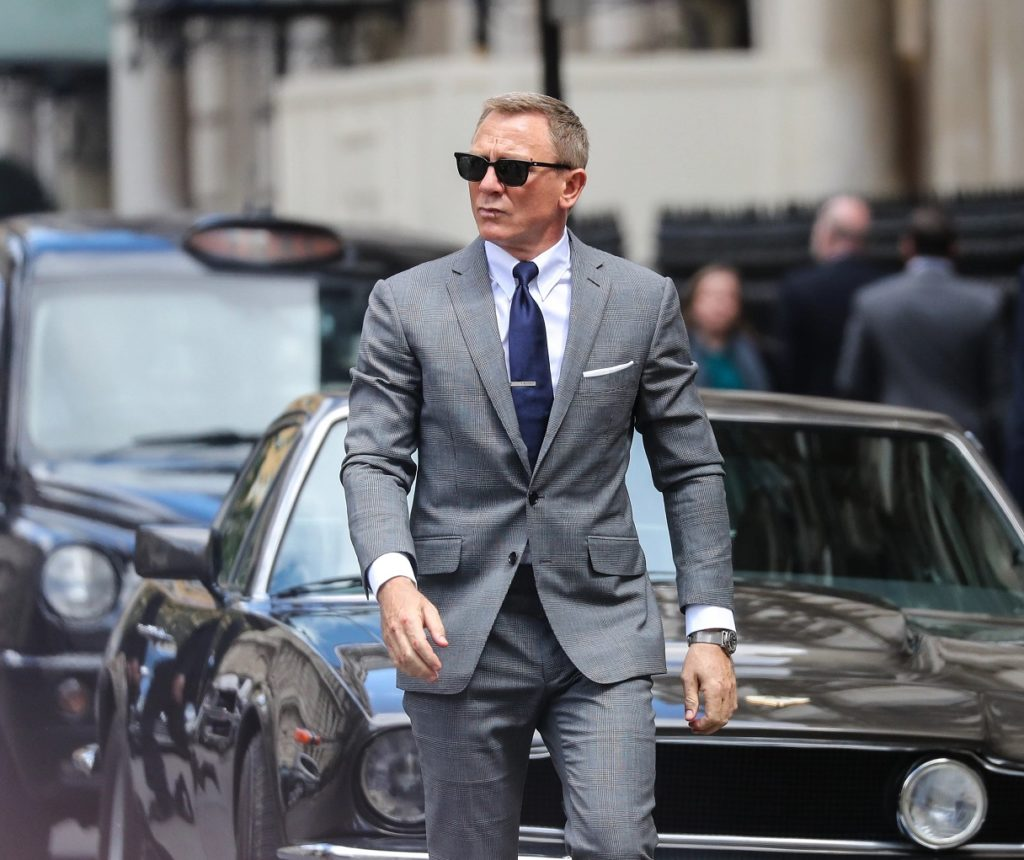 Daniel Craig, 007, James Bond, No time to die