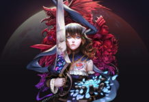 Key art de Bloodstained: Ritual of the Night