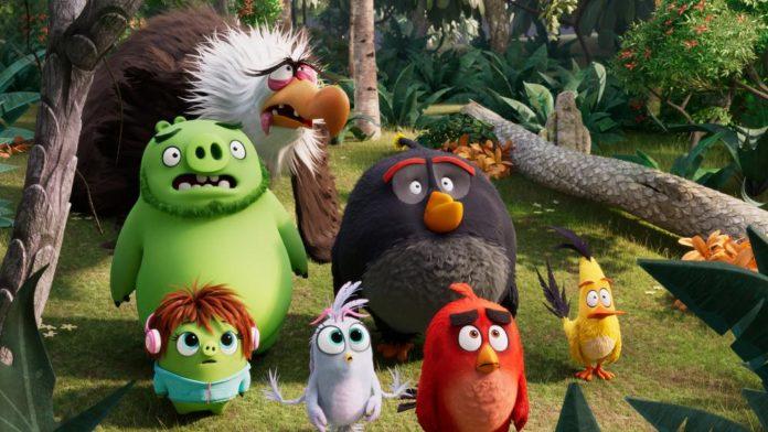 Angry Birds 2, estrenos de 23 de agosto de 2019