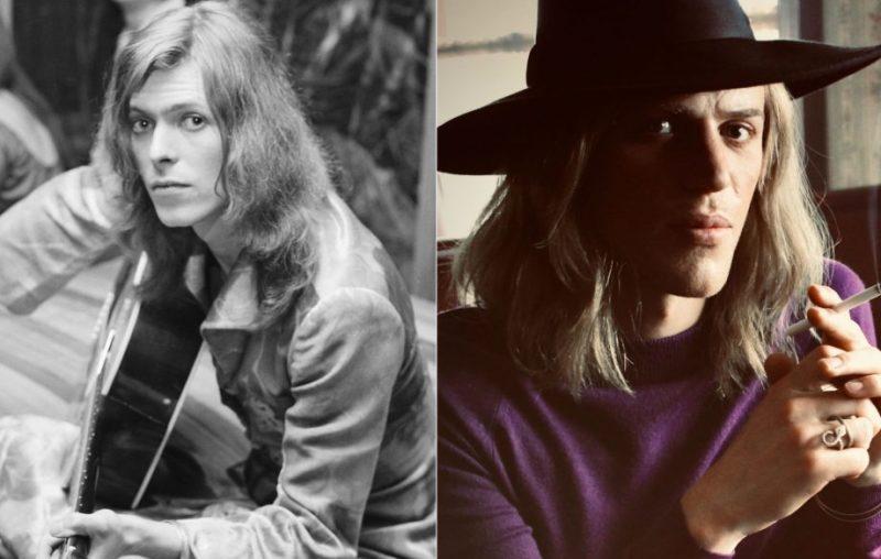 David Bowie, Johnny Flynn, Stardust