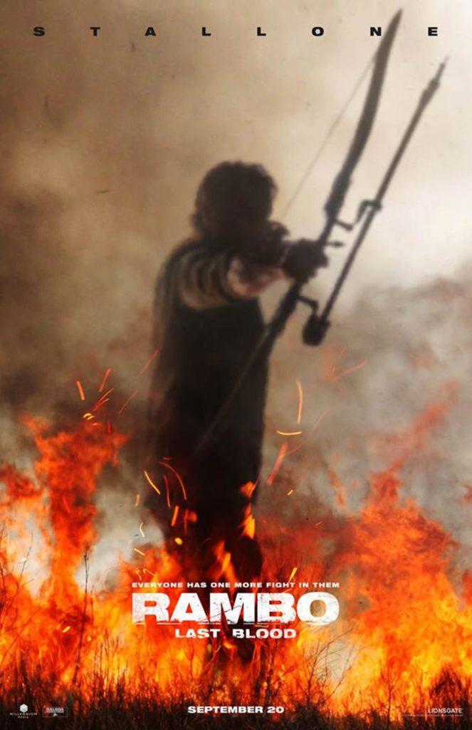 Rambo Last Blood, Silvester Stallone