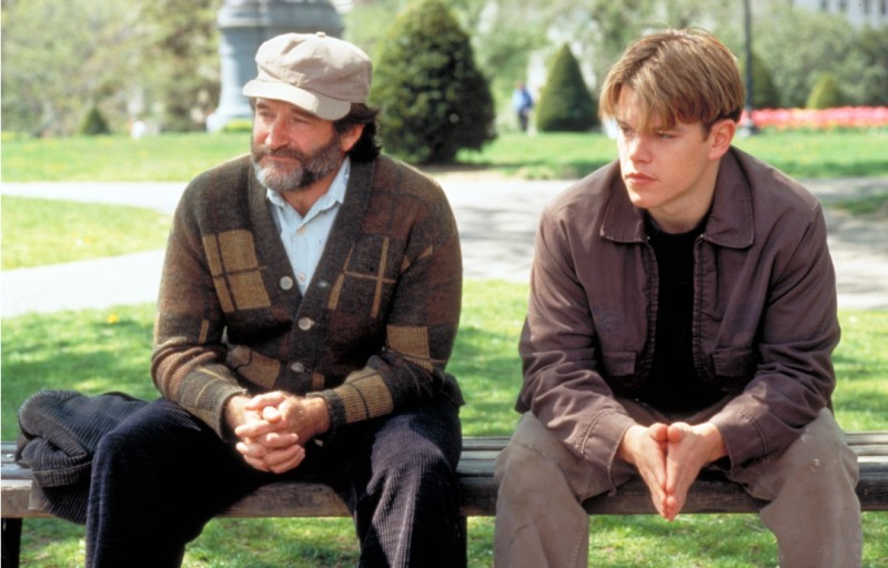 Recordando a Robin Williams -indomable