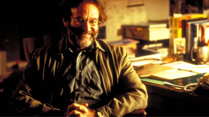 Robin Williams. 5º aniversario de su muerte