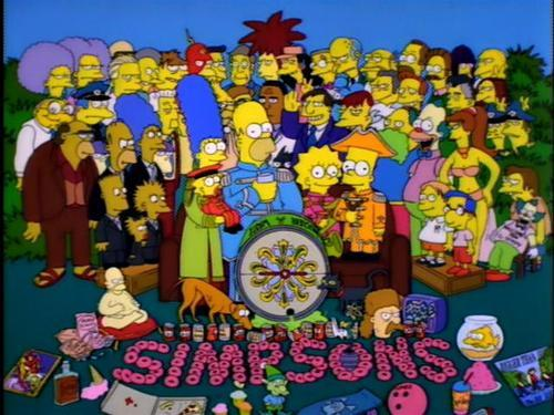 Sgt. Pepper's - The Simpsons