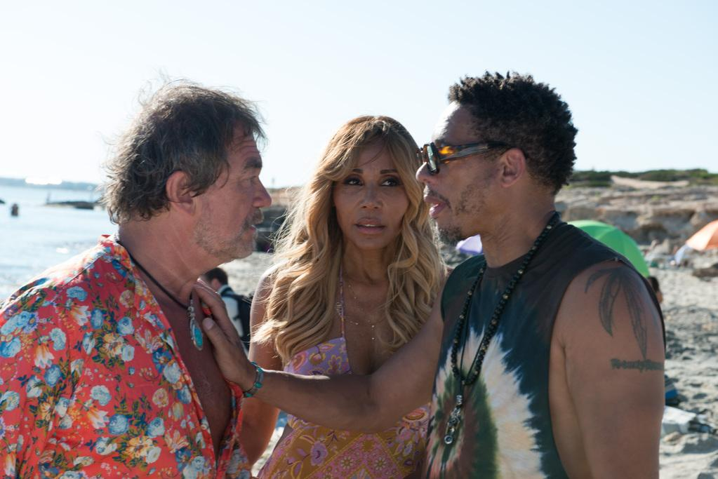 Olivier Marchal, Cathy Guetta, Joey Starr