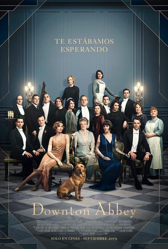 Cartel de Downton Abbey