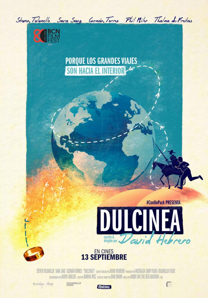 Cartel Dulcinea