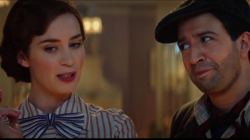 El regreso de Mary Poppins. Y Jack