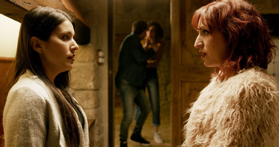 H0US3, Cristina Raya y Anna Bertran