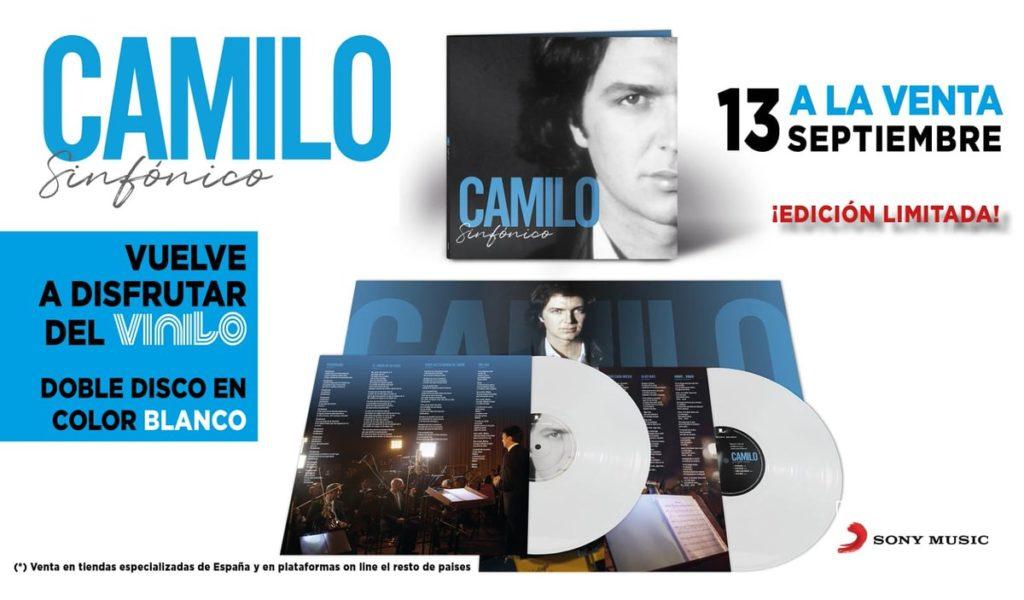 Camilo sinfónico, Camilo Sesto