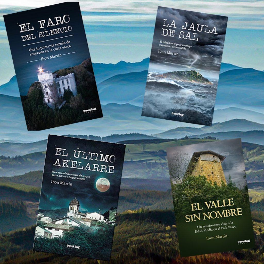 Otras novelas de Ibon Martín