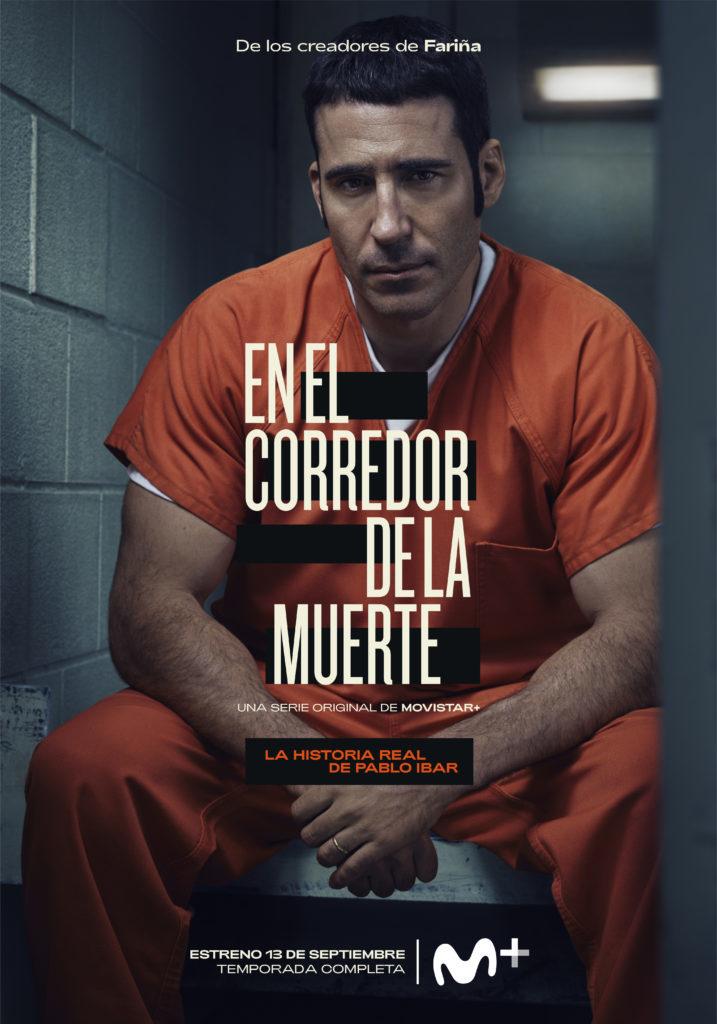Miguel Ángel Silvestre, En el corredor de la muerte, cartel