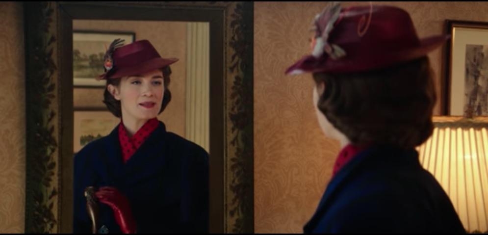 Mary Poppins Returns Teaser Trailer Disney