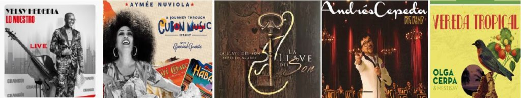 Mejor álbum tropical tradicional