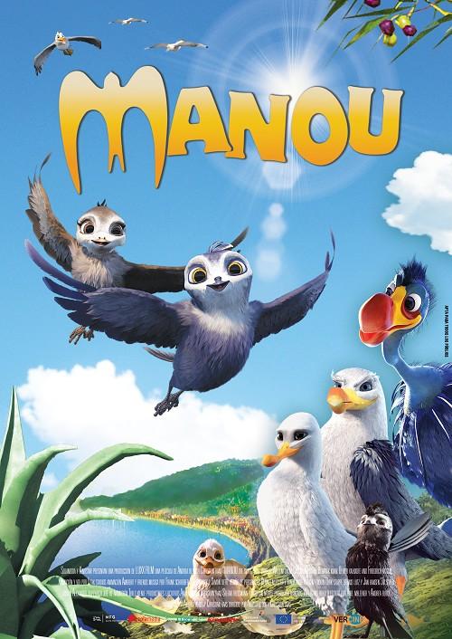 Cartel de Manou, estrenos del 20 de septiembre