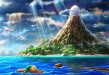 The Legend of Zelda Link's Awakening
