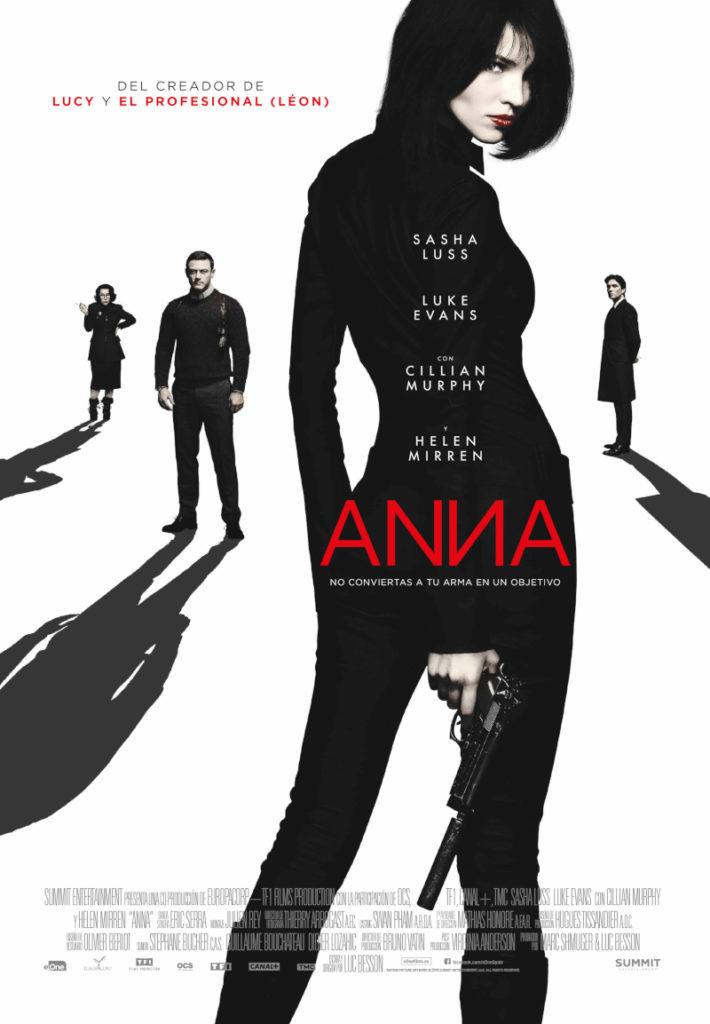 Anna, cartel